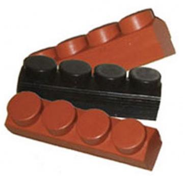 KOOL STOP MAFAC REPLACE BLACK INSERTS (4-PADS)