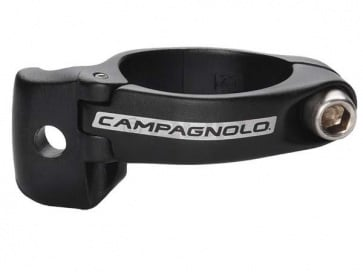 Campagnolo brazed on adaptor 32/35mm black/silver