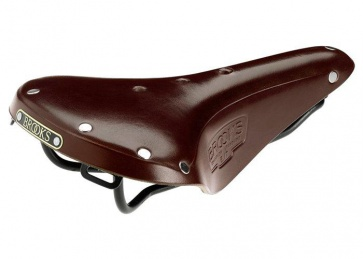 Brooks B17 Standard Bicycle Cycling Saddle Seat Brown