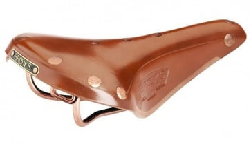 Brooks England B17 Special Copper Bicycle saddle Seat honey
