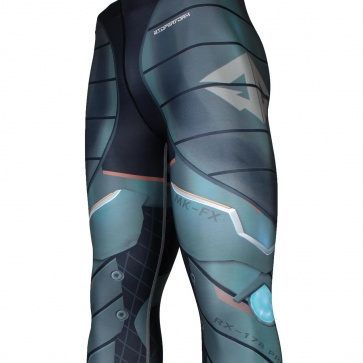 Btoperform Space Armour FY-105 Compression Leggings Bottom MMA Tights Yoga