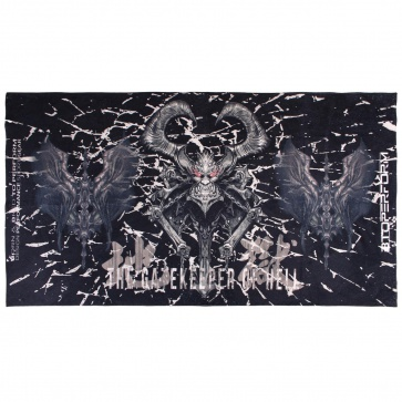 GATEKEEPER OF HELL [ST-101] Super-Absorbent Microfiber Sports Towel