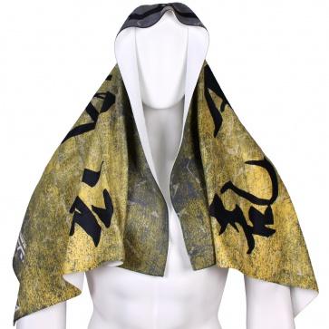 Btoperform Grunge Yellow ST-107Y Super Absorbent Microfiber Sports Towel