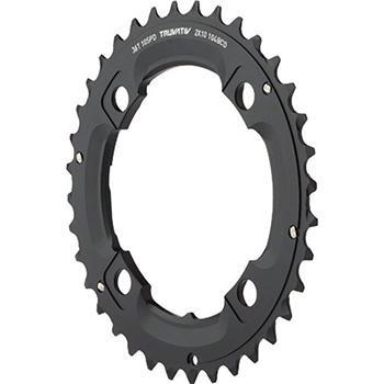 Sram MTB Ring 38T BCD 104 No Pin Black for 24T