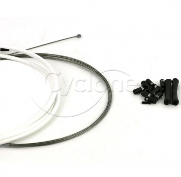 SRAM SHIFT CABLE KIT WHITE