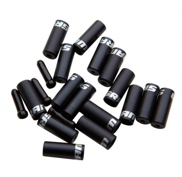SRAM ALLOY SHIFT FERRULE KIT (10xSHIFT, 6xBRAKE, 4xTIPS) BLACK