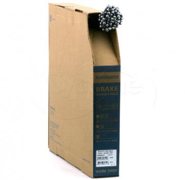 SHIMANO BRAKE CABLE ROAD 1.6x2050mm BOX/100