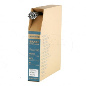 SHIMANO BRAKE CABLE PTFE ROAD 1.6x2050mm BOX/50