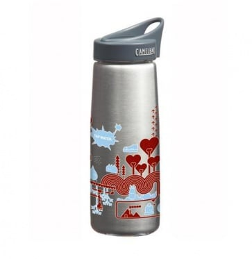Camelbak Classic Stainless Bicycle Water bottle 0.75L icon