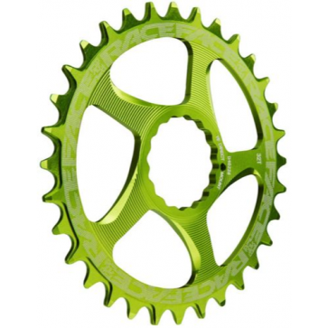 Race Face Clinch Direct Mount 36T 10-11-SPEED GREEN