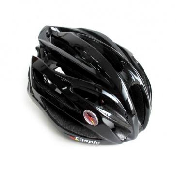 Caspie Super Light Cycling Helmet R-91 Wide Fit Black