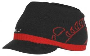 Castelli Gio Beanei headwear cap black