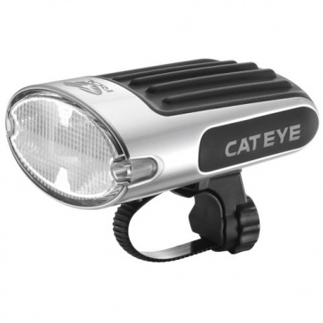 Cateye HL-EL610RC Single Shot Plus Torch Front LED Light