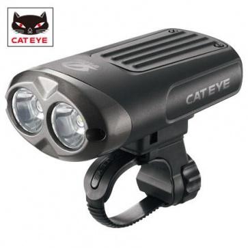Cateye HL-EL625RC Nano Shot Rechargable Light 600lm