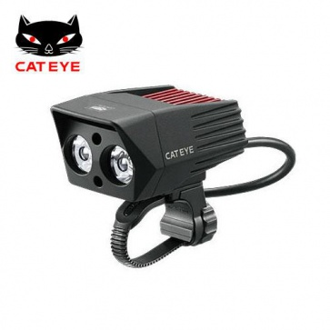 Cateye HL-EL920RC Sumo 2 Bicycle Torch LED Light Rechargeable