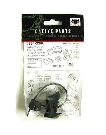 Cateye Rear Light Bracket SP-11 Flex-Tight 534-2280