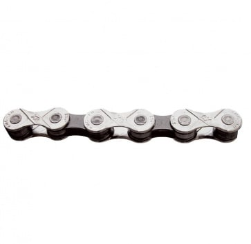 KMC X9.93 9-SPEED 116 LINKS SILVER/BLACK