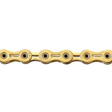 KMC X11SL 11-SPEED 112 LINKS Ti-N GOLD