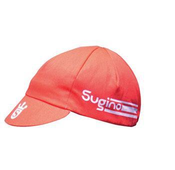SUGINO CYCLING CAP RED