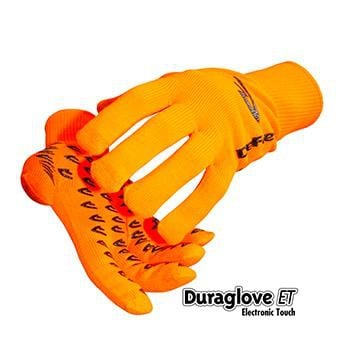 Defeet Duraglove ET Cordura Gloves Orange