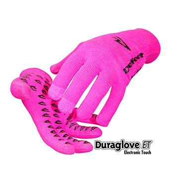 Defeet Duraglove ET Cordura Gloves Pink MD