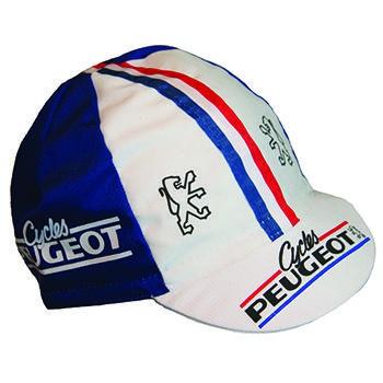 RETRO CAP PEUGEOT RED/WHITE/BLUE