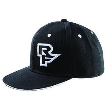 Race Face Logo Cap Black