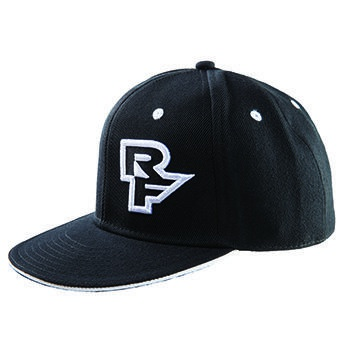 Race Face Logo Cap Black