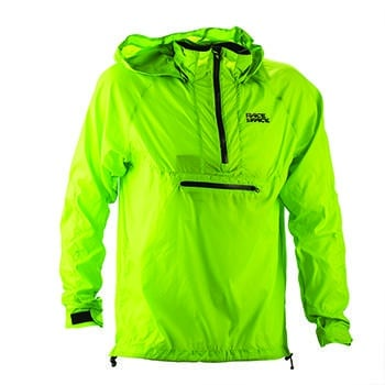 RaceFace Nano Pullover Jacket Lime