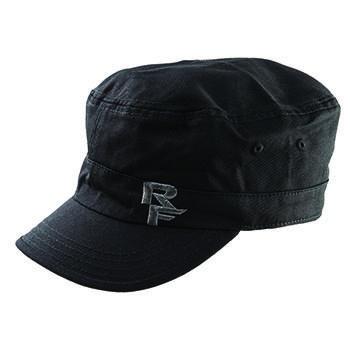 RACE FACE MILITARY CAP Black