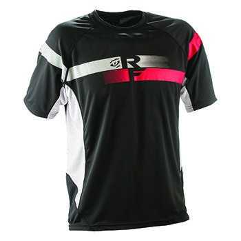 RaceFace Indy Jersey SS Black