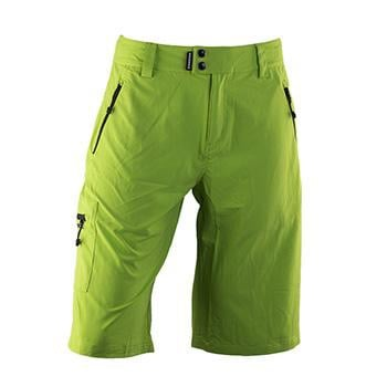 Race Face Trigger Shorts Lime