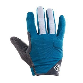 RACE FACE TRIGGER GLOVE XL TURQUOISE