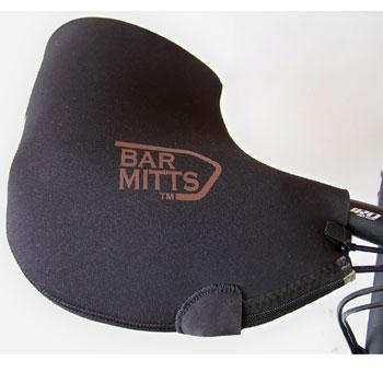 BAR MITTS FLAT BAR MOUNTAIN LG