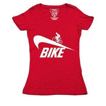 CLOCKWORK GEARS BIKE WOMENS RED XL