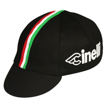 PACE CINELLI CAP BLACK