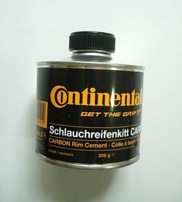 Continental Carbon Rim Cement 200gTubular Wheel