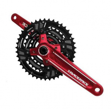 RACE FACE TURBINE 24/32/42T 10-SPEED 175 RED