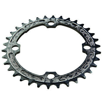 RACE FACE SINGLE RING 110mm 38T 8-11-SPEED BLACK