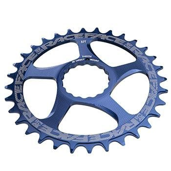RACE FACE CINCH DIRECT MOUNT 28T 10-11-SPEED BLUE