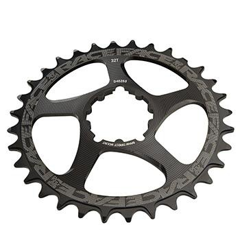 RACE FACE DIRECT MOUNT 28T BLACK FOR SRAM