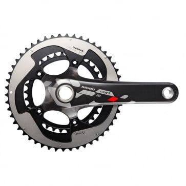 SRAM RED22 COMPACT GXP 172.5 50/34T NO BB