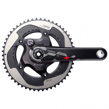 SRAM RED22 QUARQ POWERMETER GXP 172.5 53/39T 11 SPEED