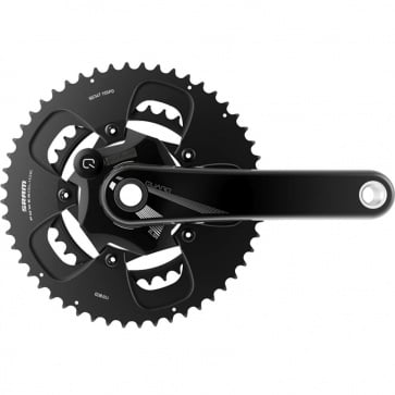 SRAM ELSA QUARQ POWERMETER GXP 177.5 50/34T 10 SPEED