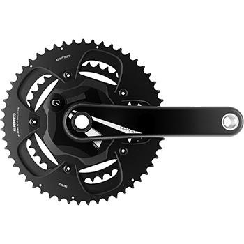 SRAM RIKEN QUARQ POWERMETER BB30 175 53/39T 10 SPEED