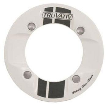 Truvativ Bashguard 36t 104mm Polycarbonate White