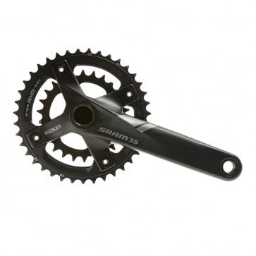 Sram X.5 GXP 2x10SP Fat Bike Crankset 175mm 36-22T no BB