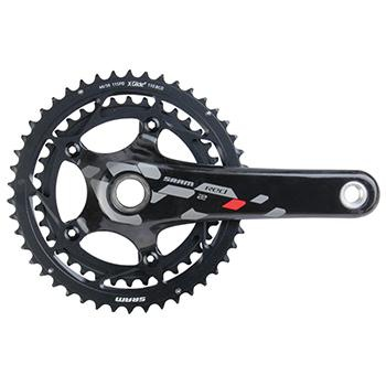 Sram Red22 BB30 YAW 46-36T Crankset No BB