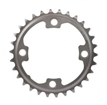 Shimano Fc-m985 Xtr 30t 88bcd 10-speed Af-type Chainring