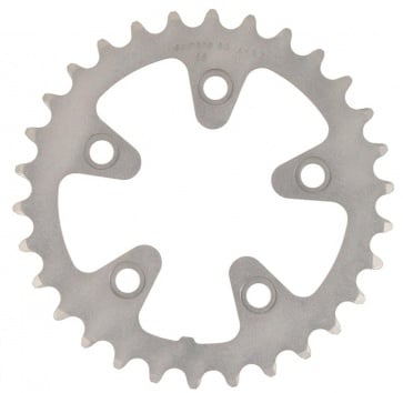 Shimano Fc-6503 Ultegra 30t 74bcd 9-speed Chainring - Silver